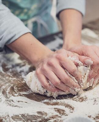 mąka bio